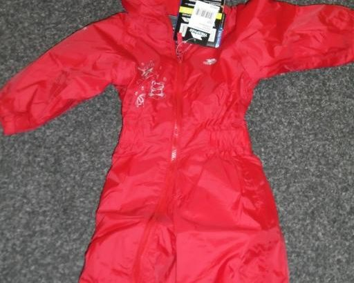 Babies and Children's rainsuits